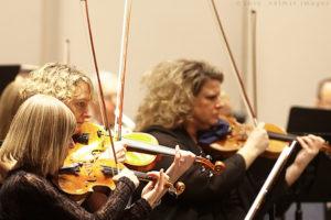 Second Violins
