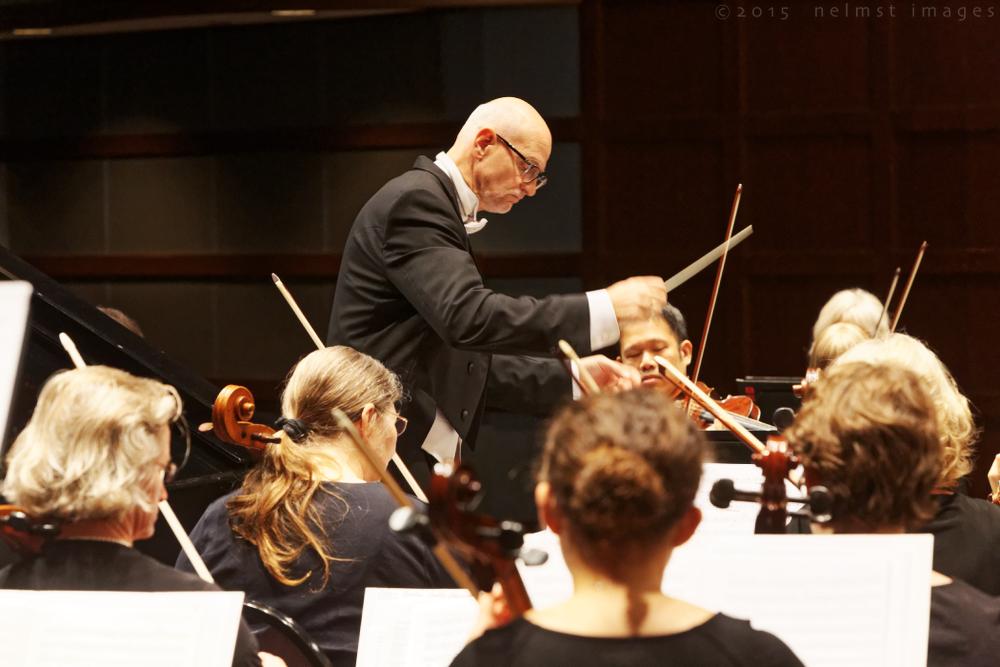 Violin Section CCCO