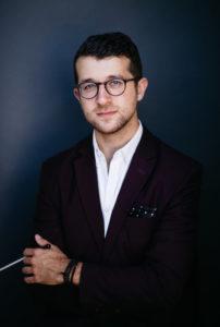 Chad Goodman Portrait