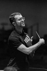 Chad Goodman Conducting