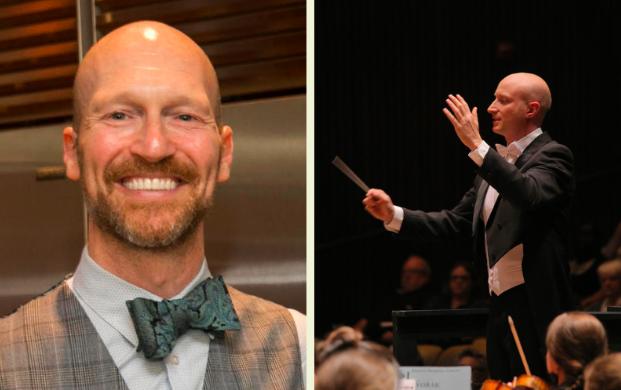 One Season - Two Stellar Conductors | The Contra Costa